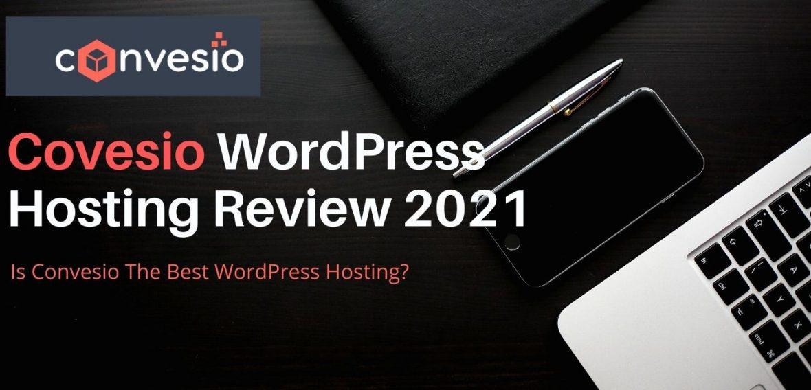 Covesio WordPress Hosting Review 2021