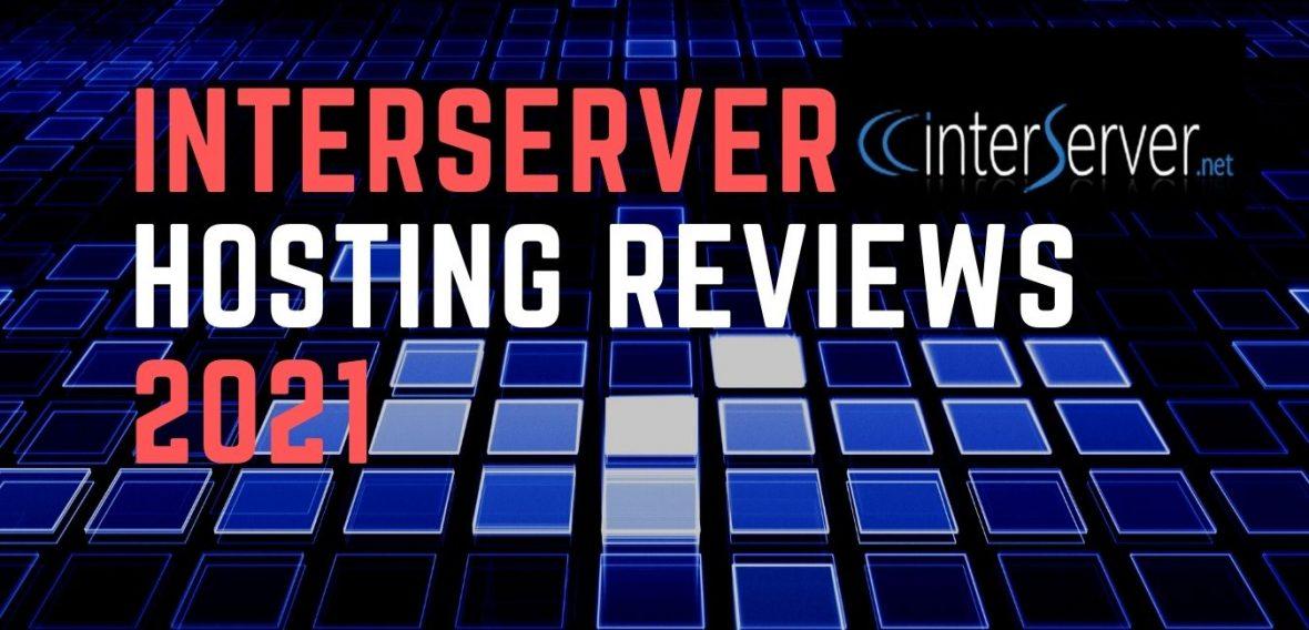 Interserver Hosting Reviews 2021